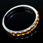 Citrine 925 Sterling Silver Ring Size 11 Ana Co Jewelry R21076