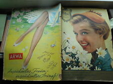 Film und Frau Heft 11/1955 (Carl Gustaf Grace Kelly Dieterle Audrey Hepburn Mode