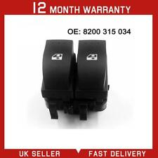 New Electric Window Control Double Switch Button Fits Renault Clio MK2 #HA2