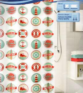 Duschvorhang Textil »Button« Multicolo 180x200cm  KLEINE WOLKE TOPP Qualität