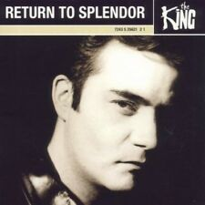 King, The King - Return to Splendor [New CD]