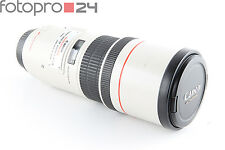 Canon EF 300 mm 4.0 L IS USM + bien (um0301)