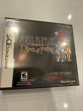 Final Fantasy Crystal Chronicles: Ring of Fates (Ds) Brand New & Sealed!