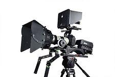 Lanparte Professional DSLR Camera Rig Kit V2 with V-Mount Shoulder Pad (PK-02B)