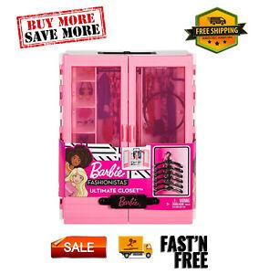 Fashionistas Ultimate Closet Dollhouse Furniture Playset 2-11 Years Female GBK11