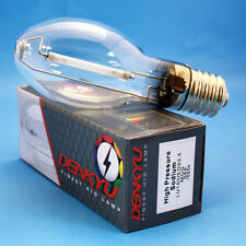 LU150/ED23.5 DENKYU 10204 150W High Pressure Sodium Lamp MOG S55 HPS Bulb