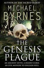 MICHAEL BYRNES ___ THE GENESIS PLAGUE ___ BRAND NEW __ FREEPOST UK