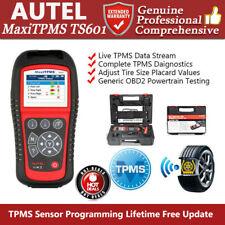 Autel MaxiTPMS TS601 Tire Pressure Monitor System TPMS Reset Programming Tool