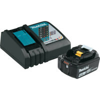 Makita 18V LXT Impact-Resistant Li‑Ion 4.0Ah Battery & Charger Starter Pack