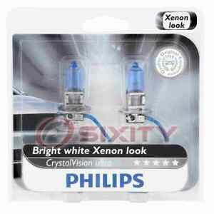 Philips Front Fog Light Bulb for Mitsubishi 3000GT Diamante Eclipse Galant jy