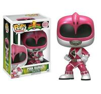 Power Rangers Pink Ranger Metallic Exclusive Pop! Vinyl Figure #407