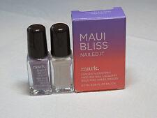 Avon Mark Maui Bliss Nailed It 2 mini nail Lacquer Cloud Hula polish mani pedi;