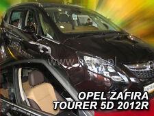 HEKO Windabweiser OPEL Zafira Tourer (C) 5türer ab 2012 2tlg Regenabweiser 25328