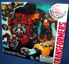 Autobot Drift & Jetstorm B1976 Transformers Rid Minicon Deployers Hasbro B0765