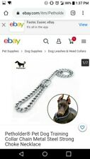 28 inch chokerchain large dog breed