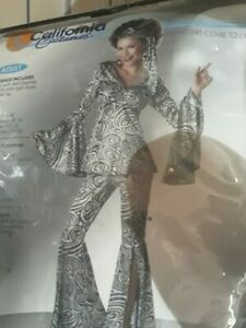 Outfit sexy disco 2 Piece