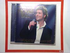 The Very Best of Michael BallIn Concert Royal Albert Hall CD Mint