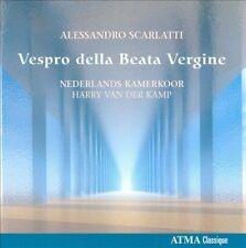 NEW - Vespro Della Beata Vergine by SCARLATTI,ALESSANDRO