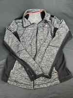 Tangerine Womens Full Zip Activewear Jacket Size Small