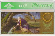 BT Overseas 78 Ireland Kilmainam Holy Well, Ring Money, Mint phonecard