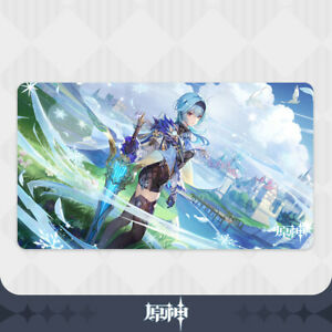 Official Genshin Impact Dance of the Shimmering Wave Eula Mouse Pad Mouse Mat