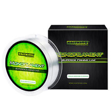 KastKing Monofilament Fishing Line 300Yds-600Yds Clerar Mono Leader Line US