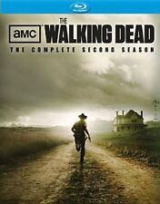 Walking Dead The Complete Second Season 4 Discs BLURAY
