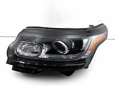 2013 2014 2015 RANGE ROVER HSC WITHOUT SPORT WITH AFS OEM LEFT XENON HEADLIGHT