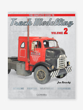 Volume 2 The Complete Guide To TRUCK MODELLING By Jan Rosecky  Full Colour  VOL2