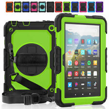 For Amazon Fire HD 8 2020 / HD 8 Plus 10th Gen Tablet Protective Kickstand Case