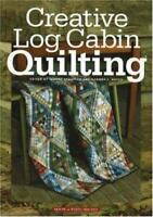 Creative Log Cabin Quilting [ Christena Green ] Used - VeryGood