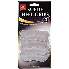 4 Pair Suede Heel Grips Comfort Liners Shoe Boot Pad Protector Extra Jump