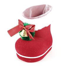 Nikolausstiefel in Rot