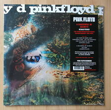 PINK FLOYD LP: a saucerful of secrets (2016, nuovo; Remastered; 180 gram)