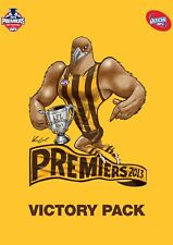 AFL Premiers 2013 Hawthorn Victory Pack  DVD $52.99