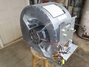 furnace fan blower assembly