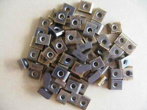 Wendeschneidplatten Hartmetall-Schrott VHM ca. 950 gr. WALTER neu