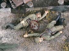 Verlinden 1/35 Japanese Casualties in Pacific War WWII (2 Figures) [Resin] 1870