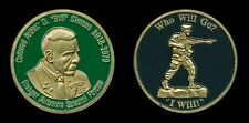 Challenge Coin - Bull Simons (1918-1979) - US Army SF - Special Forces - Son Tay