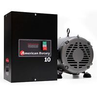 American Rotary Phase Converter AR10 - 10HP 1 to 3 Three PH Converter