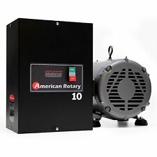 5American Rotary Phase Converter AR10 - 10HP 1 to 3 Three PH Heavy Duty HD CNC