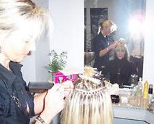 FERNKURS Schulung Ausbildung  Haarverlängerung  mit Zertifikat mit DVD