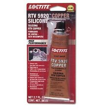 Sealing Compound - RTV 5920 Copper Silicone Gasket Maker Loctite 37466