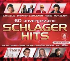 Deutsche Schlager und Volksmusik's mit Musik-CD