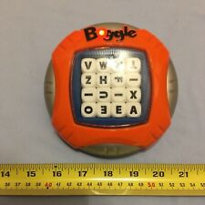 Hasbro Travel Boggle Electronic Timer Word Game - TESTED - new battery