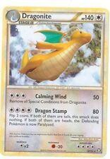DRAGONITE Pokemon NM RARE Card Triumphant 18/102