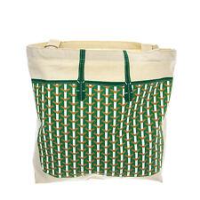 MY OTHER BAG Anne Bag - White/Varied Green - Bag White/Green Multicolour