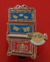Hard Rock Cafe Pin Badge San Antonio America US Piano Design Limited Edition 500
