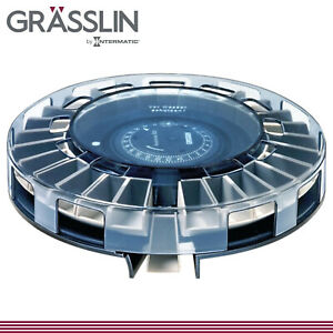 Grässlin Rondomatic 400 Nourriture Automatique pour Poissons