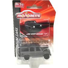 MAJORETTE 3052MJ5 PREMIUM CARS LAND ROVER DEFENDER 110 1/57 - 1/64 CAR GREY